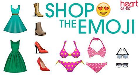 shop  emoji   heart