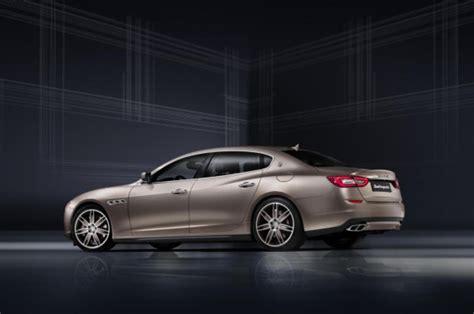 Maserati Quattroporte Ermenegildo Zegna Le Concept Car