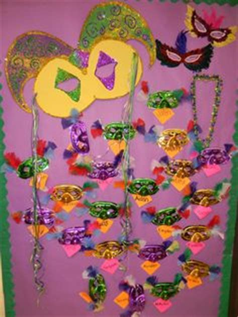 Mardi Gras Classroom Door Decoration Ideas by 1000 Images About Mardi Gras School Ideas On