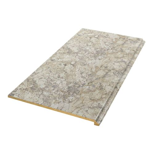 home depot laminate countertop hton bay valencia 48 in single roll laminate