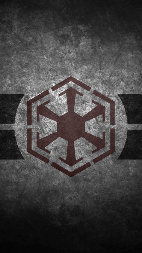 wars phone wallpaper wars sith empire symbol cellphone wallpaper by