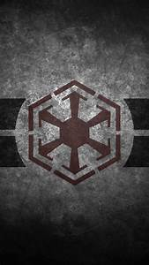 Star Wars Sith Empire Symbol Cellphone Wallpaper by ...