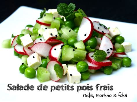 cuisiner petit pois frais recette de po 234 l 233 e de petits pois