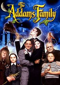 The Addams Family | Movie fanart | fanart.tv