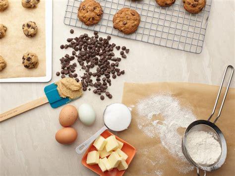 steps  baking cookies food network easy baking