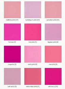 Shades Of Pink : color 39 s pink pink paint colors shades of pink names ~ Watch28wear.com Haus und Dekorationen