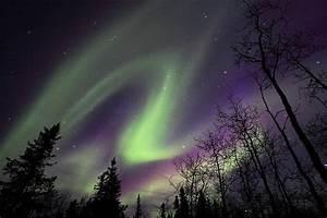 Purple Aurora Borealis | Purple | Pinterest