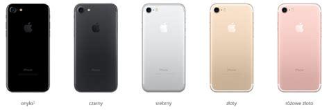 iphone 7 oraz iphone 7 plus znamy polskie ceny