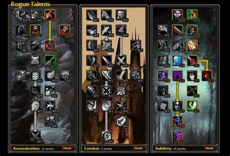 talent burning warcraft builds rogue pvp crusade rougue armor damage