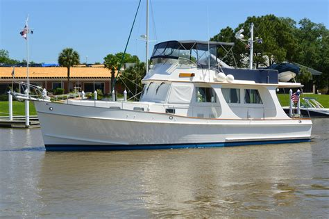 Used Boat Parts Houston by 2002 Used Grand Banks 46 Europa Trawler Boat For Sale