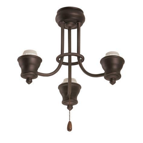 Crystal Chandelier Light Kit For Ceiling Fan Light