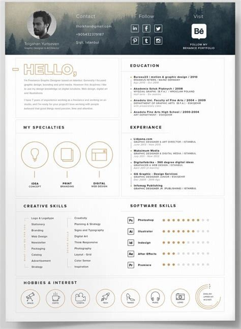 new resume templates haadyaooverbayresort
