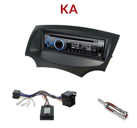 autoradio 1 din ford ka poste cd usb mp3 wma clarion ford autoradios gps