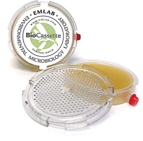 emlab pk biocassettes  andersen  air samplers