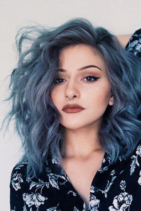 Hair Blue by Blue Hair 30 Brand New Bangin Blue Hair Color Ideas