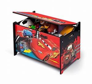 Spielzeugkiste Holz Mit Deckel : disney cars spielzeugkiste holz ~ Whattoseeinmadrid.com Haus und Dekorationen