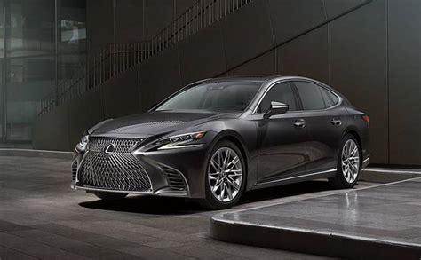 Lexus Ls 500h Hybrid Launched In India With Starting Price