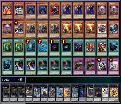 best cyber deck 2017 vires and not that sparkly twilight