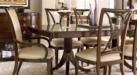 How To Identify Antique Wooden Dining Room Chairs — The