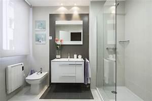 20 salles de bains modernes avec parois de douche en verre With salle de bain design avec lavabo verre salle bain