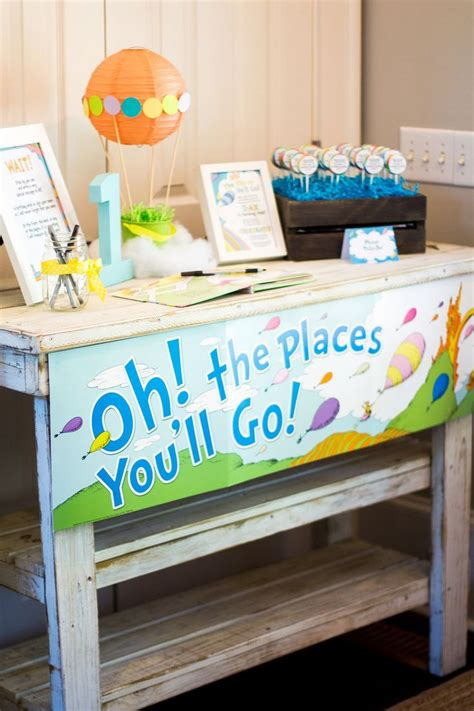 Oh The Places You Ll Go Decorations - dr seuss birthday free favor printables