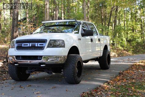 2005 f150 light bar wheel offset 2005 ford f 150 super aggressive 3 suspension