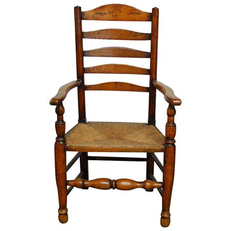 ladder back chairs for 19th century ladder back chair for at 1stdibs 8861