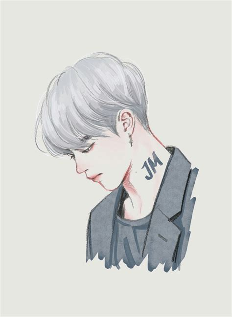 Nonconman Anime Pinterest Bts Fanart And Drawings