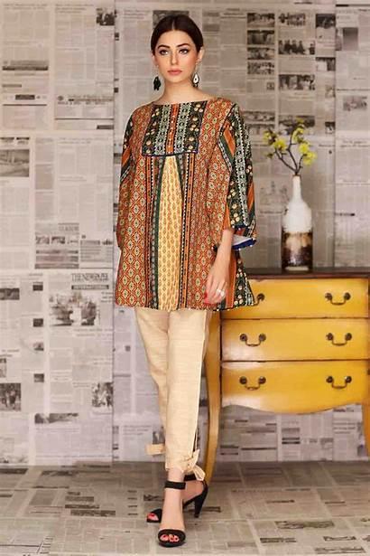 Winter Designs Latest Shirts Styles Frock Pakistani