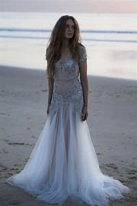Bohemian wedding dresses for stylish brides modwedding for Stylish wedding dresses