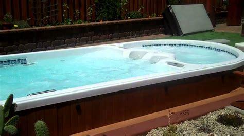 pool tubs swim spa aquafit 19dt replaces existing swimming pool