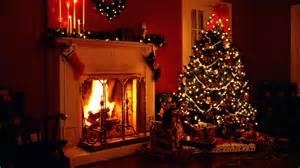 Arriere Plan De Bureau Noel Gratuit by Fond Ecran Hd No 235 L Chistmas Chemin 233 E Flamme Sapin