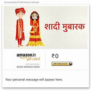 Wedding gifts for couples buy wedding gifts for couples for Amazon wedding gift card