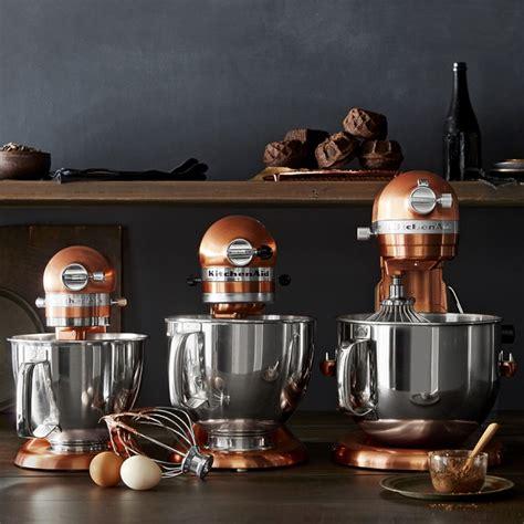 kitchenaid metallic series  qt stand mixer williams
