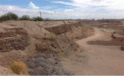 Arizona West Gravel Sand Quarry Sun Azgs
