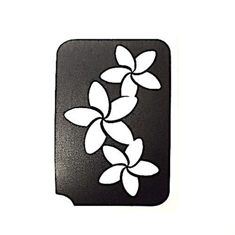 tag glitter tattoo stencils individual selection face