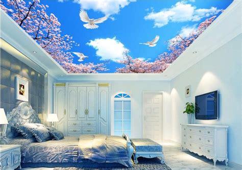 d馗oration papier peint chambre adulte papier peint chambre plafond raliss com