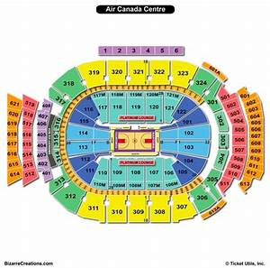 Scotiabank Seating Chart