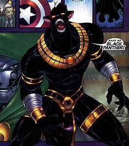 black panther shapeshifter? - Black Panther - Comic Vine