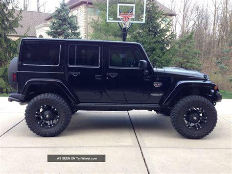 wrangler jeep 4 door black jeep wrangler 4 door dream car goals pinterest
