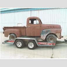 1951 Ford Truck  Jt Metal Works