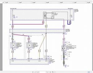 Ford Escape 2015 Electrical Wiring Diagram