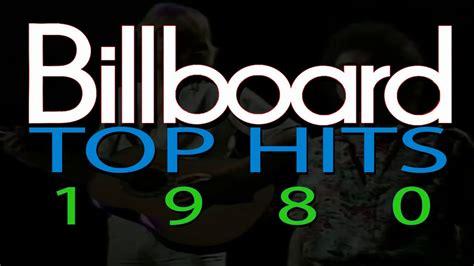 Billboard Top Hits Of 1980