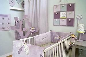 idee decoration lit bebe visuel 8 With chambre bébé design avec offrir un bouquet