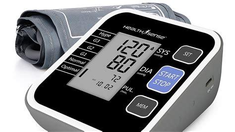 HealthSense Classic BP120 Heart Mate Fully Automatic
