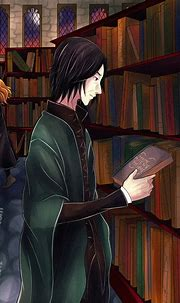Happy Birthday, Severus! by staypee on DeviantArt