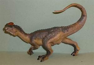 Dilophosaurus (Papo) | Dinosaur Toy Blog  Dilophosaurus