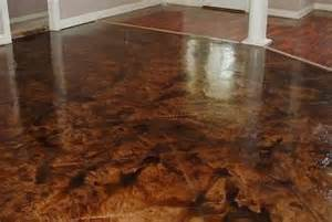 stained concrete concrete floors and acid stained concrete on