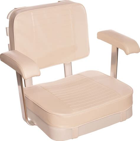 boat captain chair cushions todd 94 1500d gloucester captain s seat w cushions