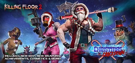 Killing Floor 2 Christmas Crackdown-P2P - SKiDROW CODEX